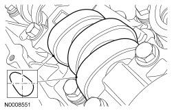 Page 9 of 21 position of the 2 intake camshaft lobes and the exhaust lobe on the No. 1 cylinder. 27. NOTICE: If the components are to be reinstalled, they must be installed in the same positions.