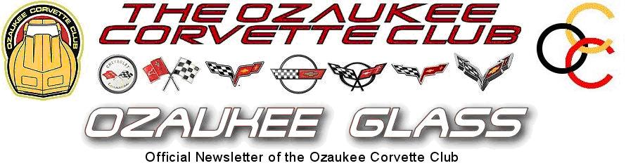 "May 2017 Issue ""Cruisin' Since 1979"" www.ozaukeecorvetteclub.com Facebook.com/OzaukeeCorvetteClub mailto:ozaukeecorvetteclub@gmail."