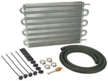 Part No AF30-4000 Kit Includes: 3 metre 450 series hose, 2 x 90 deg -10 fittings, 2 x straight -10 fittings, 4 x ORB fittings, 1 x Billet Adapter,1 x O-Ring (65-71mm), 2 x 1/8 Port Plugs, 5 x Thread
