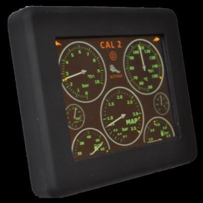 Toucan Touchscreen Gauge and CAL Selection Unit User Guide (AlcaTek) Firmware Versions 1.