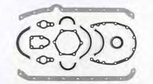 26 Gasket Kits To purchase a complete gasket kit order both top end and bottom end gasket kit TOP END GASKET KIT BOTTOM END GASKET KIT 350ci (67-85) &