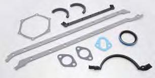 ..$28.55 Rear Main Seal Kit 2pc 1965-90 - Silicone...C5086...$18.35 2pc 1965-90 - Viton...C5682...$28.55 Timing Cover Sets 1965-95 BBC V8...C5057...$55.26 Exhaust Manifold Gaskets 1.85 x 1.