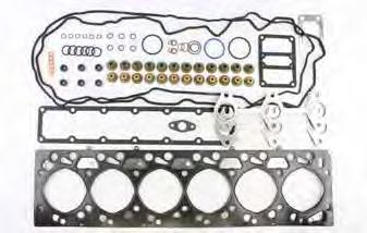 CUMMINS 5.9L 24v ISB Common Rail Inline 6 Diesel 2003-07 Gasket Kit To purchase a complete gasket kit order both top end and bottom end gasket kit TOP END GASKET KIT 5.9L 24v Common Rail 03-07.
