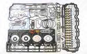 FORD 6.0L Powerstroke Diesel 2003-08 Gasket Kits To purchase a complete gasket kit order both top end and bottom end gasket kit TOP END GASKET KITS BOTTOM END GASKET KIT 6.
