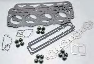 FORD 7.3L Powerstroke Diesel 1994-03 Gasket Kits To purchase a complete gasket kit order both top end and bottom end gasket kit TOP END GASKET KIT BOTTOM END GASKET KIT 7.