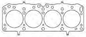 FORD / LOTUS 2.0L SOHC/DOHC NEP/YB Group A Valve Cover Gaskets Early YB Engine -.060 AFM...C4635...$28.65 Late YB Engine -.060 AFM...C4636...$28.65 Cooling/Water Pump Gasket Water Pump Gasket...C4637.