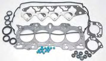 HONDA B Series Hybrid (VTEC Head/non-VTEC Block) Gasket Kits To purchase a complete gasket kit order both top end and bottom end gasket kit TOP END GASKET KITS BOTTOM END GASKET KIT B20 w/b18c1 Head