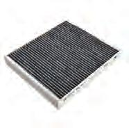 INTERIOR Cabin Air Filter This high performance Cabin Air Filter is designed to help remove airborne particles and odors from the air, helping to provide cleaner air within your vehicle.