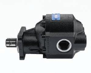 HYDRAULIC GEAR PUMPS Hyva offers a wide range of hydraulic pumps for all offered wetkits and