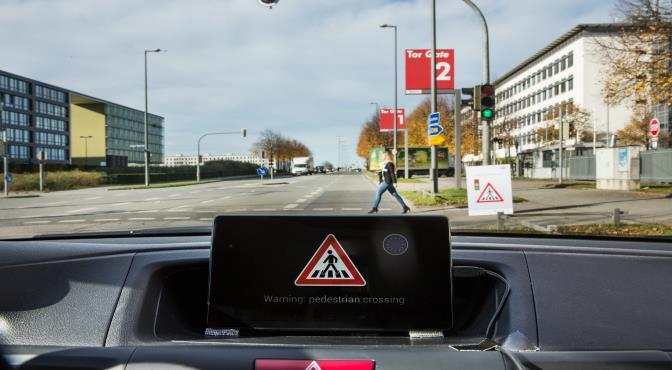 semiautonomous and eventually autonomous driving in a safe and managed way.