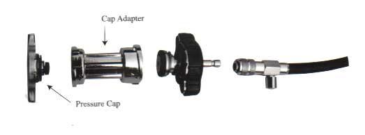 4. Cap Adapter No. 4-5 - Size #4 is available to Acura, Dodge, Honda, Isuzu, Mazda, Mitsubishi, Toyota, Nissan, Ford, etc.