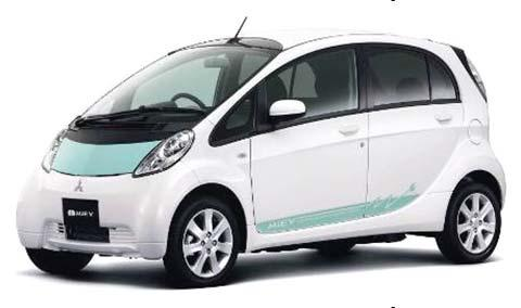 i-miev Sales to Individuals From Jul.
