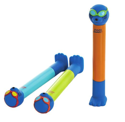 Age 3+ Zoggy Dive Rings 302266