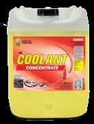 CONCENTRATE COOLANTS LONG LIFE COOLANT GREEN Hi-Tec Long Life Coolant Green is a general purpose ethylene glycol based antifreeze/coolant concentrate incorporating an advanced formula technology with