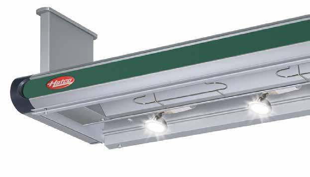 Save money lighting your Hatco Glo-Ray Strip Heater Commit to going green in your