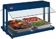 Glo-Ray Buffet Warmers Hold hot food at optimum serving temperatures on buffet lines or at temporary serving areas with Hatco Glo-Ray Buffet Warmers.