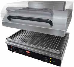 Therm-Max Salamander Hatco s Rise and Fall Salamander is specially designed for versatility in the kitchen with the capabilities to cook, grill and reheat food.