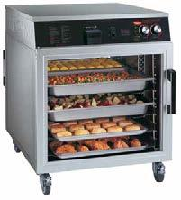 Flav-R-Savor Portable Holding Cabinets Prepare food in advance of peak serving periods and safely hold it at optimum serving temperatures with the Flav-R-Savor Portable Holding Cabinet.