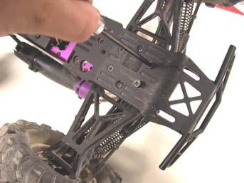 In this tutorial we show you how to remove the rear differential from a Savage X.