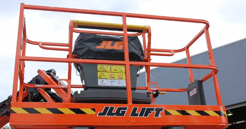 PRODUCT IMPROVEMENTS You Want Greater During our Voice of Customer discussions you asked JLG