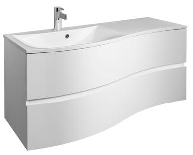 BASIN SE1211SRW W 1205 x D 467/413 x H 20mm WAS 330 NOW 231 WAS 1,445 NOW 1,012 Tap not included 54 Prices are inclusive