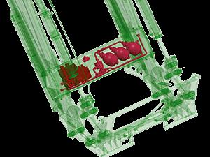 Marktoberdorf, Germany by Fendt Forms an interal part of the machine when installed