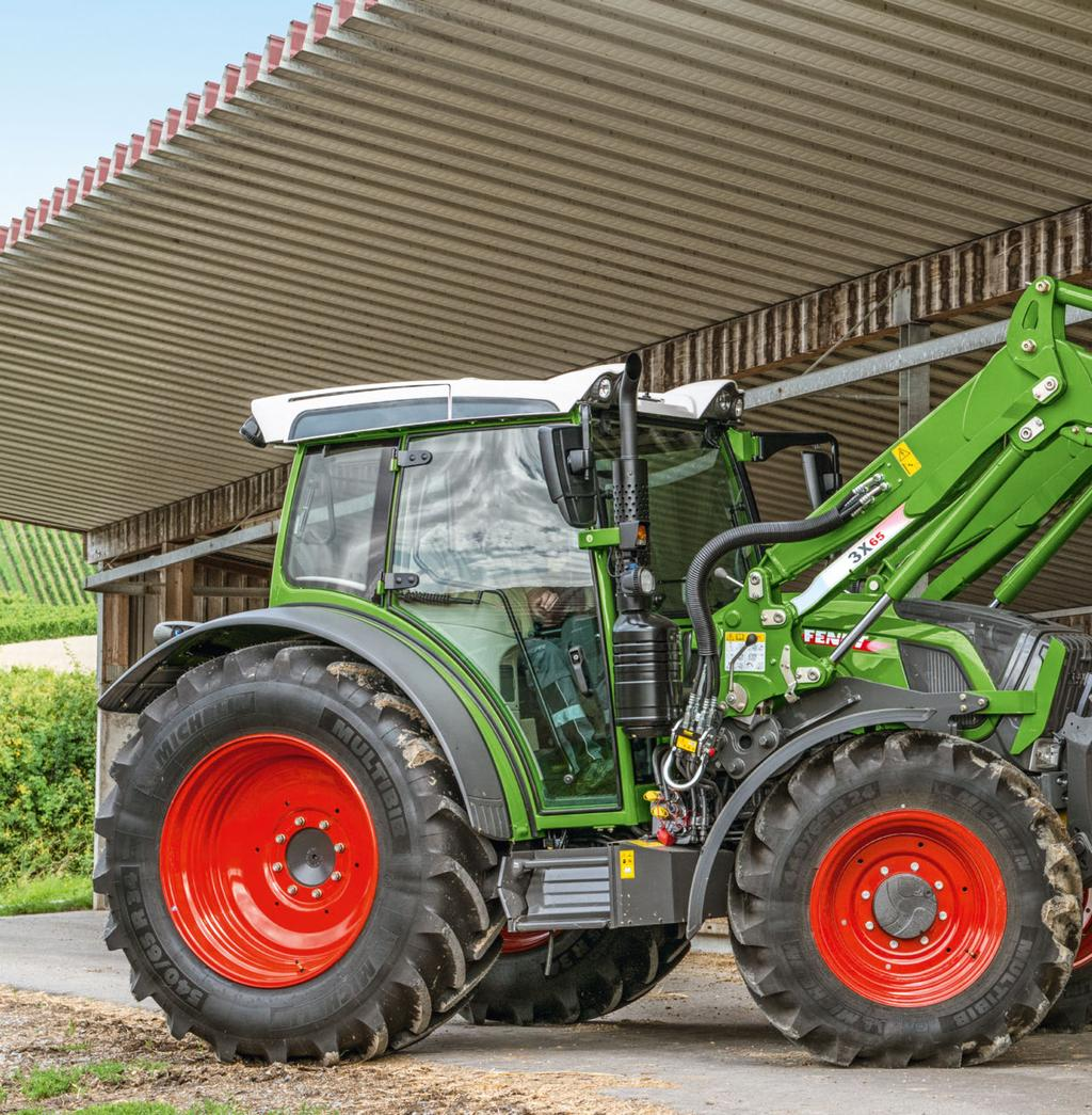 Fendt Cargo. Unbeatable in combination.