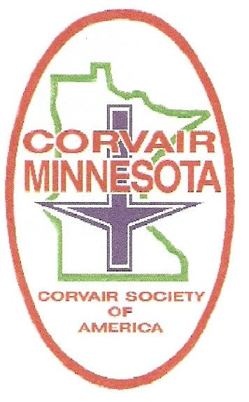 CORVAIR MINNESOTA May 10, 2016 About 20 members and significant others met at the Crooked Pint Ale House in Chaska.