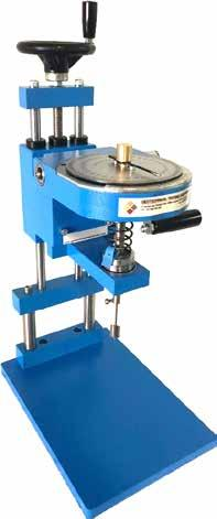 GEO TESTING EQUIPMENT Laboratory Vane Apparatus The Laboratory Vane Apparatus is used to determine the shear strength in soft soils of undisturbed or remolded samples.