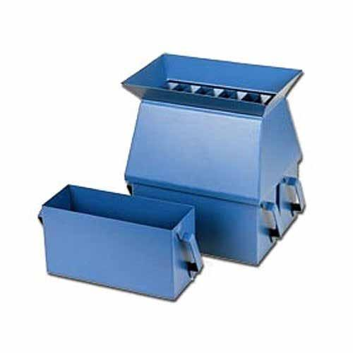 SOIL EQUIPMENT Riffle Box Riffle Boxes are used for dividing soil aggregates into representative sample increment for testing.