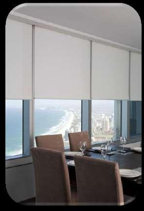 Control System Options Dependent Linked Blinds Control system where up to 3 Blinds are linked