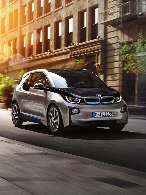 The BMW i3 The Ultimate Driving Machine THE BMW i3. Price List.