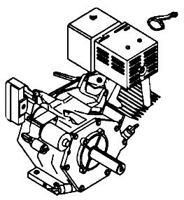 illustrated parts list TW400 390cc DRIVETRAIN For complete transaxle breakdown refer to the DANA manuals in the SERVICE MANUALS / ENGINE MANUALS / USER GUIDES section of the online