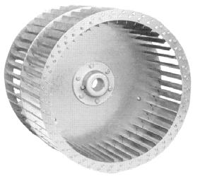 KAT  DOUBLE INLET CENTRIFUGAL FAN with Forward Wheels - PDF