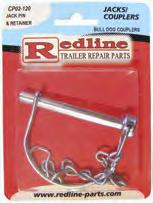 Redline Coupler Repair Kit Atwood Trigger Style A-frame #CP02-030