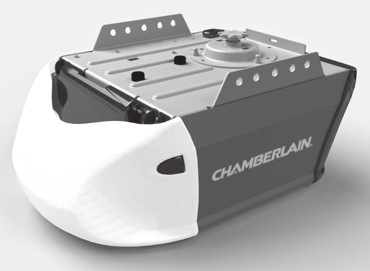 Owner s Manual C205  Garage Opener  Contents  Chain Drive