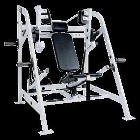 POWERFUL PERFORMANCE  hammer strength select MTS  Plate