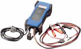 High Frequency Battery Charger, Battery Tester High frequency battery charger Fully automatic high-frequency charger with nine-step charge curve.