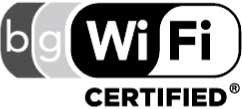 SYNC 2 The Wi-Fi CERTIFIED Logo is the certification mark of the Wi-Fi Alliance.