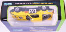 Mint boxed 60-80 3146 13 various Scalextric and Hornby Hobbies Slot Racing Cars, all loose to include Jaguar D Type, Ferrari F40 Bridgestone, Formula 3 Navico, Mclaren Mercedes MP-4-16 80-100 3147