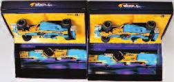 various loose Scalextric Slot Racing Cars, to include 2x C2465 Ford GT, one finished in gold with RN5, the other in blue and orange RN1 50-70 Lot 3188 3189 5 various loose Scalextric Slot Racing