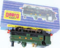 13 of 25 limited edition (M- BM) 50-60 Lot 789 789 Diecast 2 rail bullied rebuilt Pacific BR green Wincanton No.