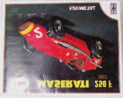 Lot 1469 1469 Revival 1/20th scale diecast metal kit for a Maserati 250F 1957, appears as issued, in the original foam packed box, model No.