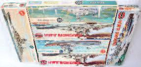 Airfix Avro Lancaster B3 Dam Buster, Airfix Avro Lancaster B1, Airfix Savoia Marchetti and others 70-100 1594 24 various mixed scale plastic and vac form kits, all military related, mixed