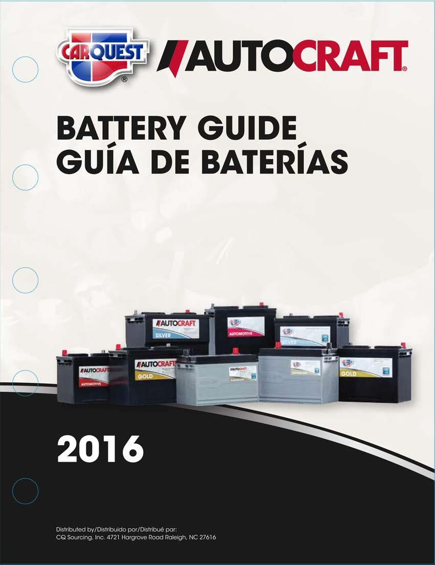 OPTIMA AUTOMOTIVE BATTERY PRODUCT LINE   PDF Free Download