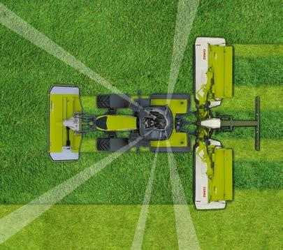 NEW A clear view. The cab. Versions CIS CIS+ CEBIS CIS. Everything you need. In the basic version, the ARION has mechanical spool valves and the CLAAS INFORMATION SYSTEM (CIS).