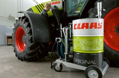 CLAAS FARM PARTS offers one of the most comprehensive spare parts programmes, regardless of brand and sector, for all agricultural applications on your farm. Whatever it takes. Always up to date.