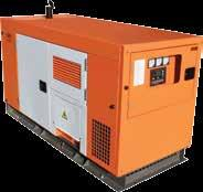 POTABLE STANDBY Generators PETOL kva Nominal Output ated Current Output (A) Voltage (V) Estimated average