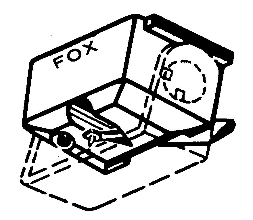 Fox Needles And Phonocartridges