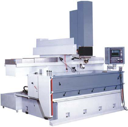 GROMAX ZNC EDM Z-axis programmable EDM The ZNC series starting at See page 4 & 5 for ZNC EDM prices.